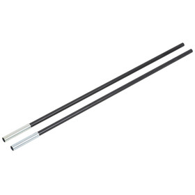 CAMPZ Fiberglass Rod with Sleeve 11mm/0,55m 2-pack